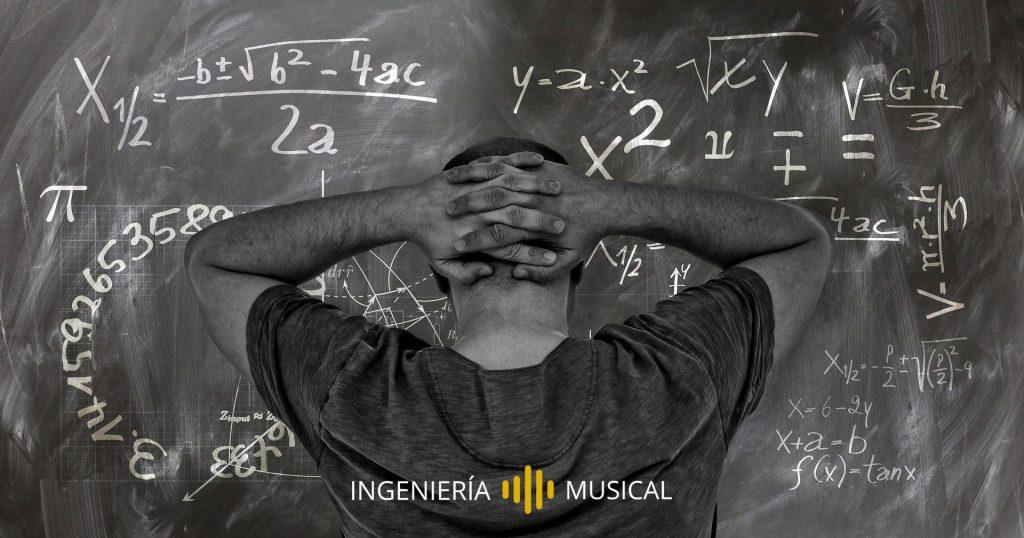 pizarra fundamentos ingeniería acústica musical