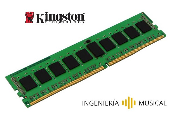 memoria ram ddr4 8gb ingenieria musical