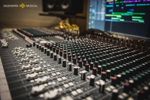 mejorar calidad de audio ingenieria musical procesos mezcla post