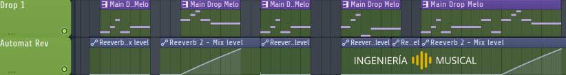 automatización reverb fl studio ingenieria musical