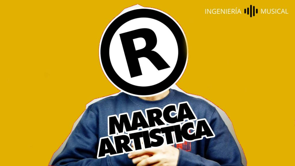 marca artistica ingenieria marketing musical