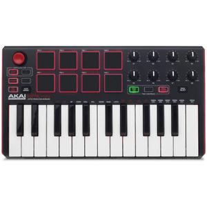 Akai MPK Mini MK2 piano midi controlador teclado mejor oferta comprar