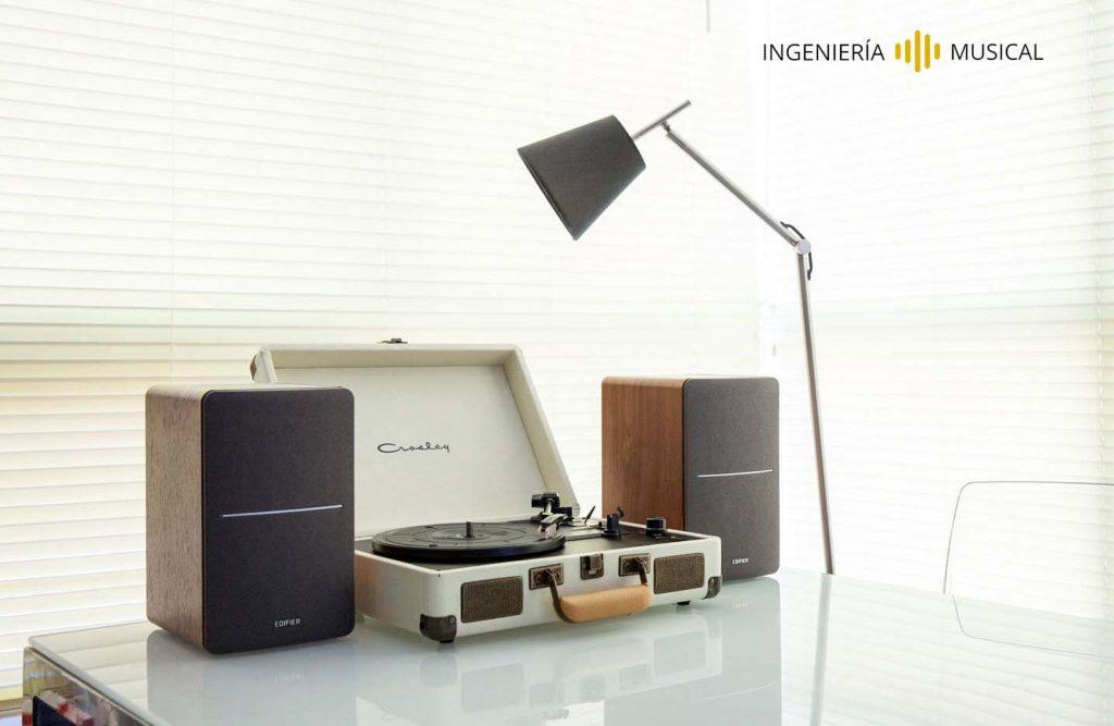monitores altavoces edifier studio r1280t oferta reseña compra