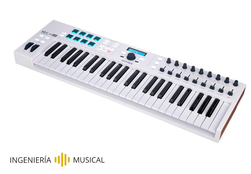 arturia keylab piano midi ingenieria musical