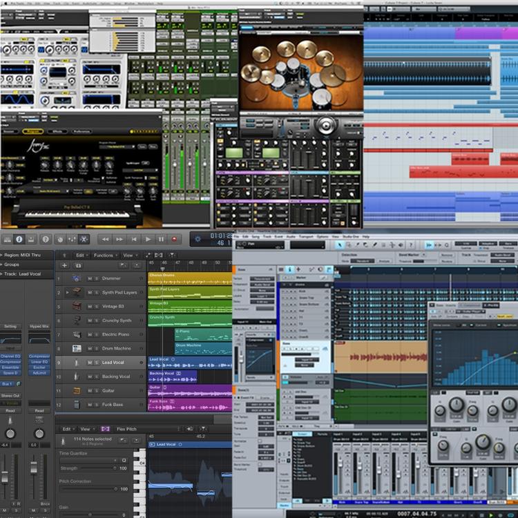 tienda software y plugins de producción ingenieria musical
