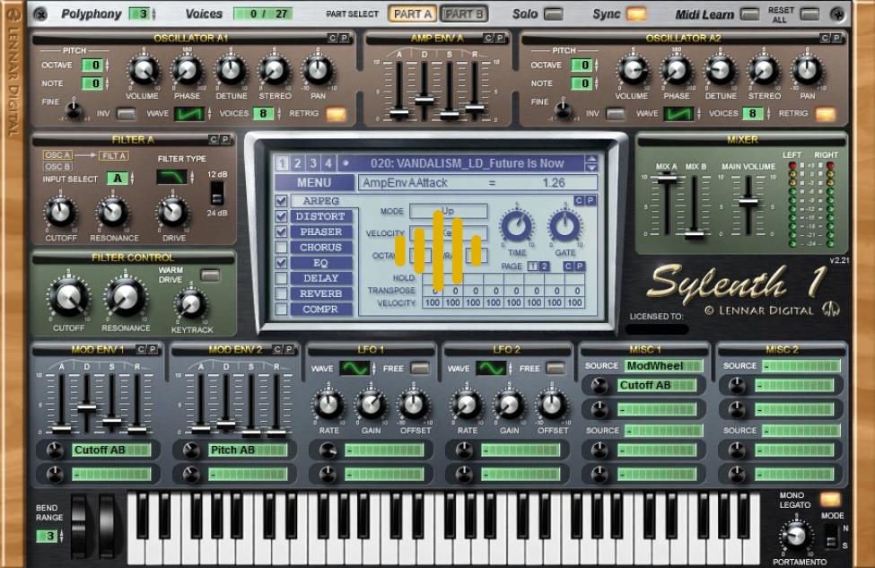sylenth1 mejores plugins sintetizadores ingenieria musical efectos de sonido